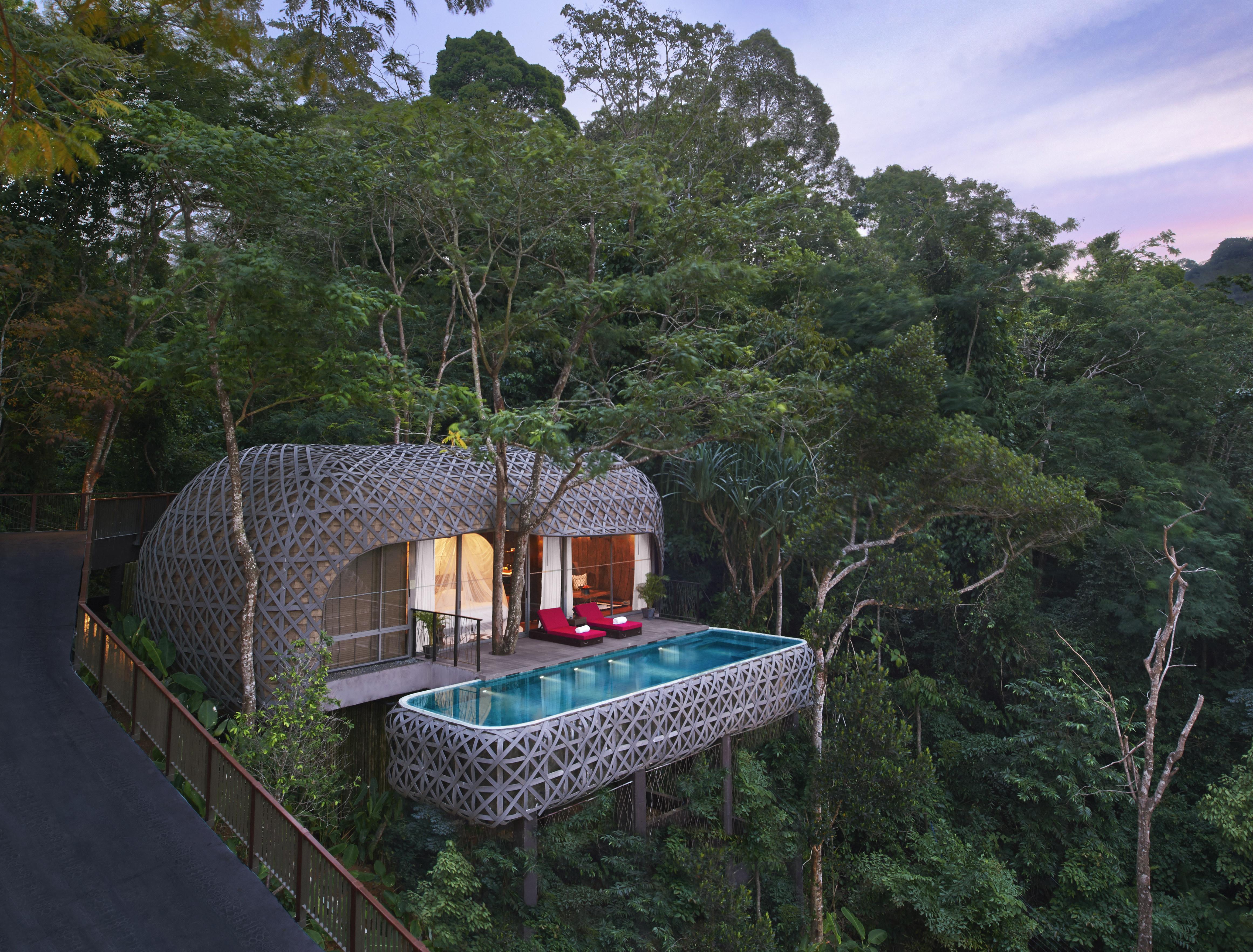 Keemala Tree Pool House