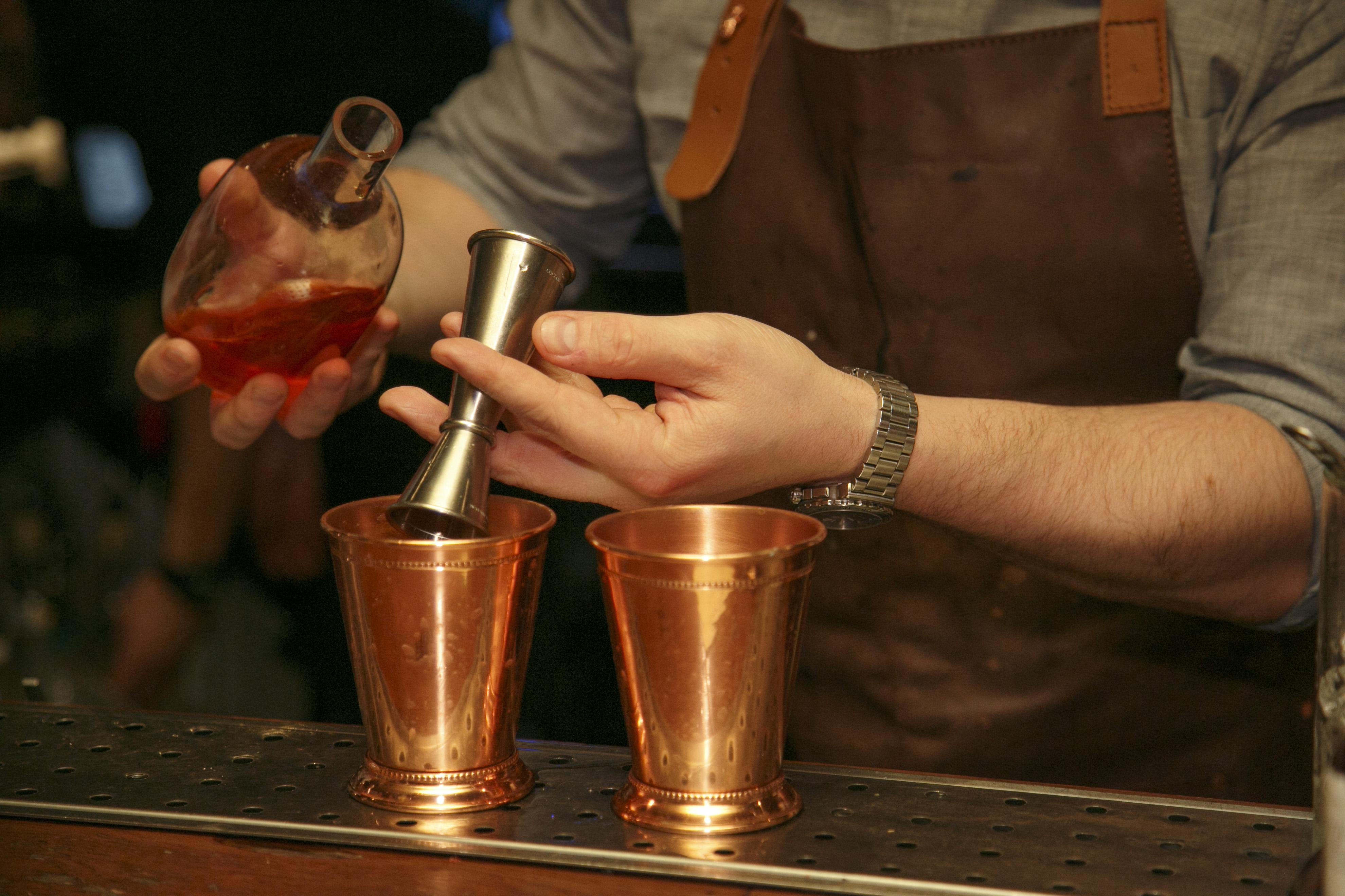 Absolut Elyx Vodka Cocktail