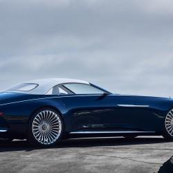 В ерата на свръхлуксозните коли: Vision Mercedes-Maybach 6 Cabriolet - 5