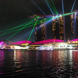 Marina Bay Sands: each moment is a reward