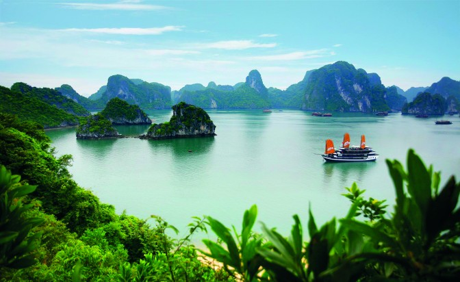 Виетнам, моя любов!