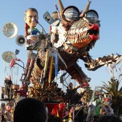 Карнавалът във Виареджо - 6