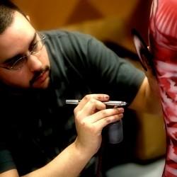 Пол Рустан или как да превърнеш тялото в изящно изкуство - 3