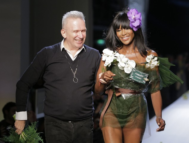 Jean-Paul Gaultier in the Realm of Seven and I