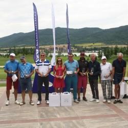 Как премина първият Visa Premium Golf Day