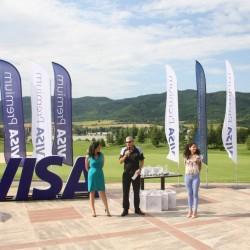 Как премина първият Visa Premium Golf Day - 2