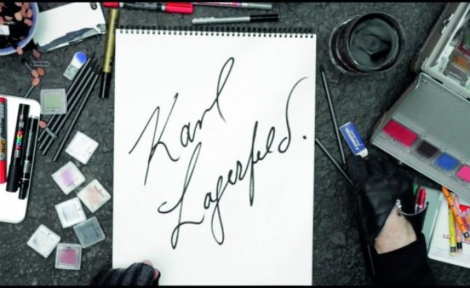 Karl Lagerfeld #1 - Exclusive Interview