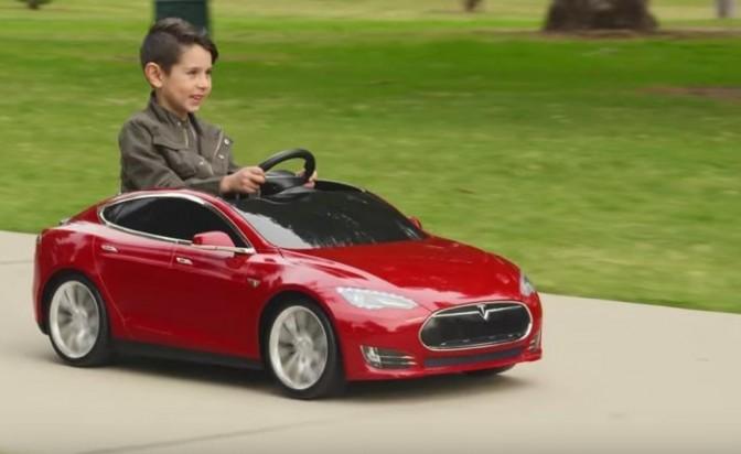 Новата Tesla
