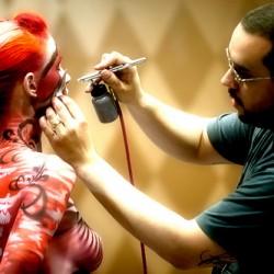 Пол Рустан или как да превърнеш тялото в изящно изкуство - 5