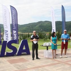 Как премина първият Visa Premium Golf Day - 3