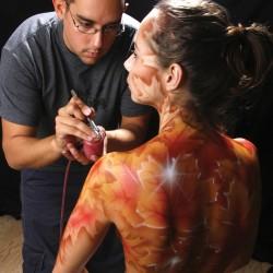 Пол Рустан или как да превърнеш тялото в изящно изкуство - 6