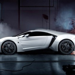LykanHypersport: the new most expensive car in the world - 1