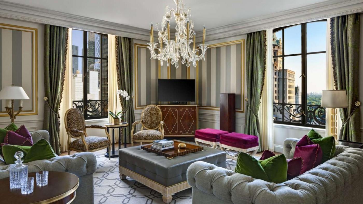 10 от най-луксозните и скъпи хотелски стаи в света