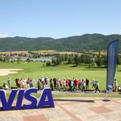Как премина първият Visa Premium Golf Day - 5