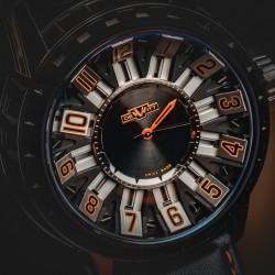 Новият Academia Slide: Игривият часовник на DeWitt - 2