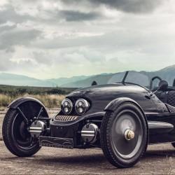Morgan EV3 UK 1909 Edition – ретро, свежо, иновативно