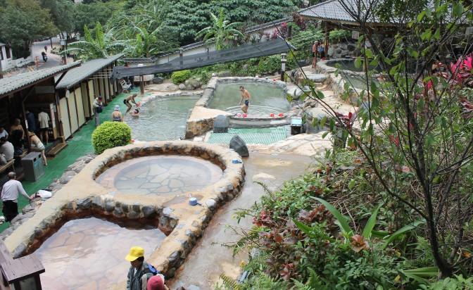 В Тайван – на градска баня