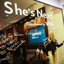 Тя е следващата… бизнес дама
