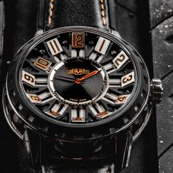 Новият Academia Slide: Игривият часовник на DeWitt - 3