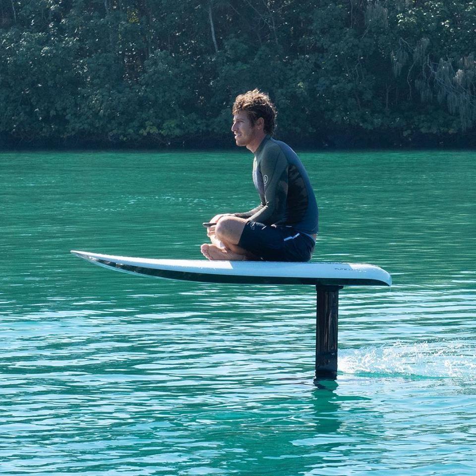електрически сърф