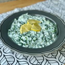"""Есенни рецепти с био кисело мляко и сирене - Джаджък """"Рукатка"""" - 2"""