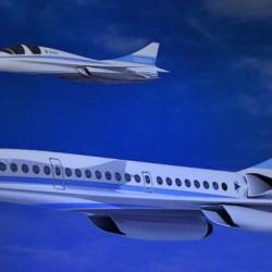 За три часа от Ню Йорк до Лондон със свръхзвуковия авиолайнер Baby Boom