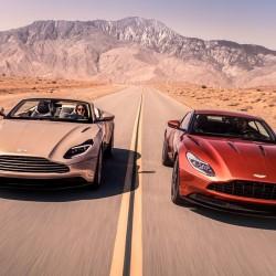 "Aston Martin не признават ""тавани"" с новата си DB11 Volante - 3"