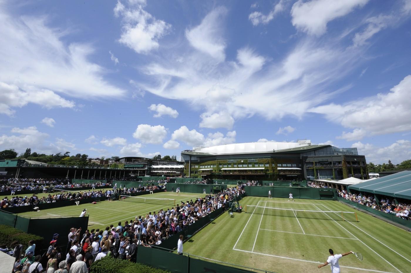 Rolex & Wimbledon - It doesn't just tell time, it tells history