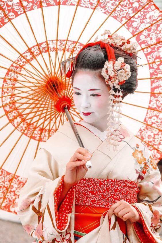 япония красота