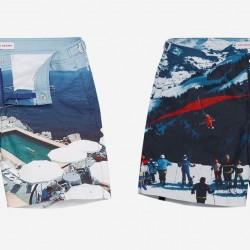 Как да превърнете снимките си в Instagram в дизайнерски шорти?