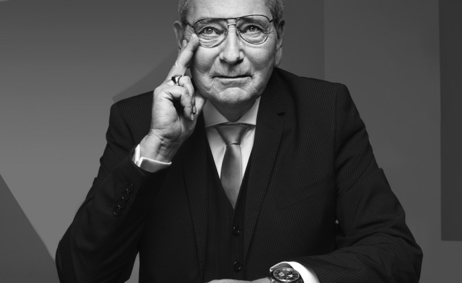 Roger Dubuis, Co-Founder Of The Eponymous Brand, Has Passed Away At The Age Of 80