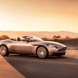 "Aston Martin не признават ""тавани"" с новата си DB11 Volante - 4"