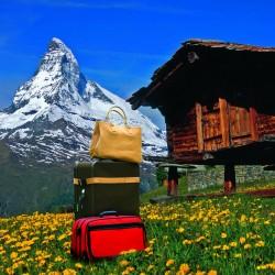 Швейцария - шоколад, абсент и шунка в асфалт