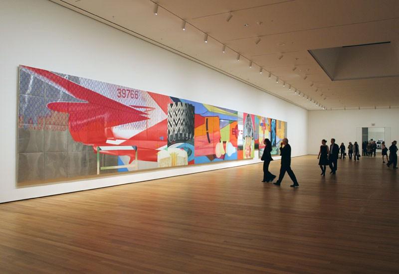 музей ню йорк модерно изкуство