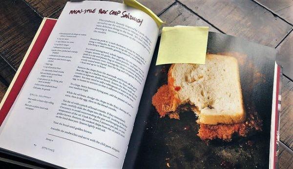 сандвич свинско