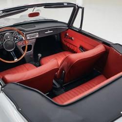 Реставрираха един от най-редките ретро автомобили в света - 3