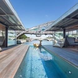 Най-добрите плаващи хотели в света - 2