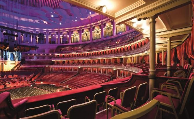 От товарния асансьор до кралската ложа – разходка из Royal Albert Hall