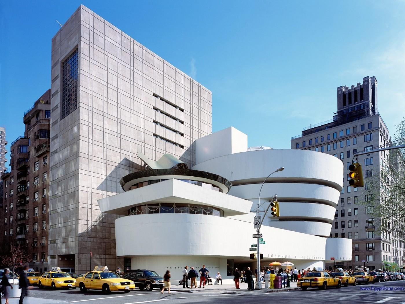 Ню йорк музей гугенхайм