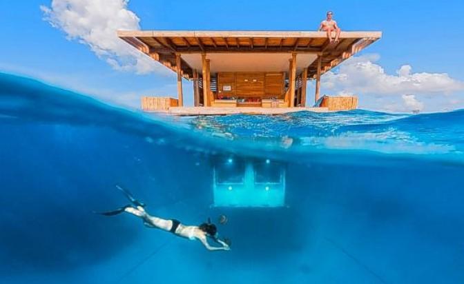 Най-добрите плаващи хотели в света