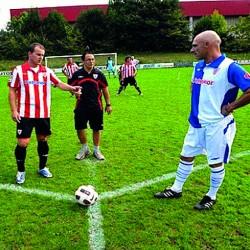 Другият футбол: три отбора в името на Карл Маркс