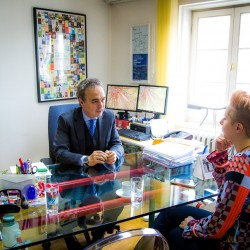 Запознайте се с Н.Пp. Стефано Балди, посланик на Италия - 2