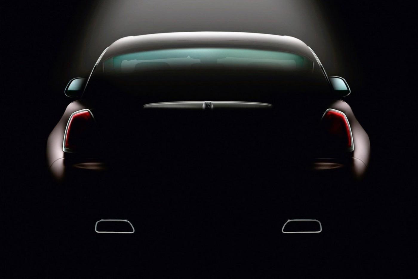 Rolls-Royce Wraith: Power, Style, Drama