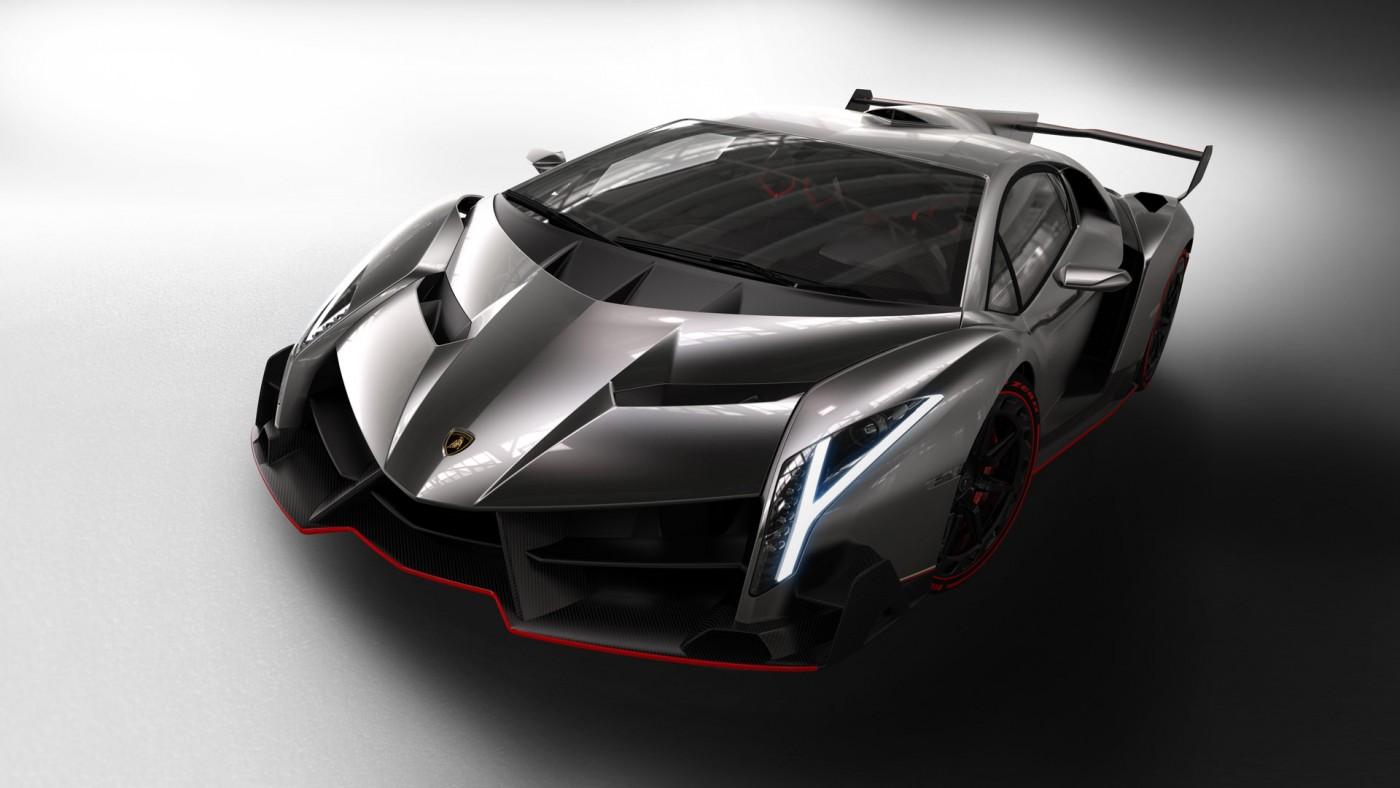 Lamborghini Confirms Veneno Roadster