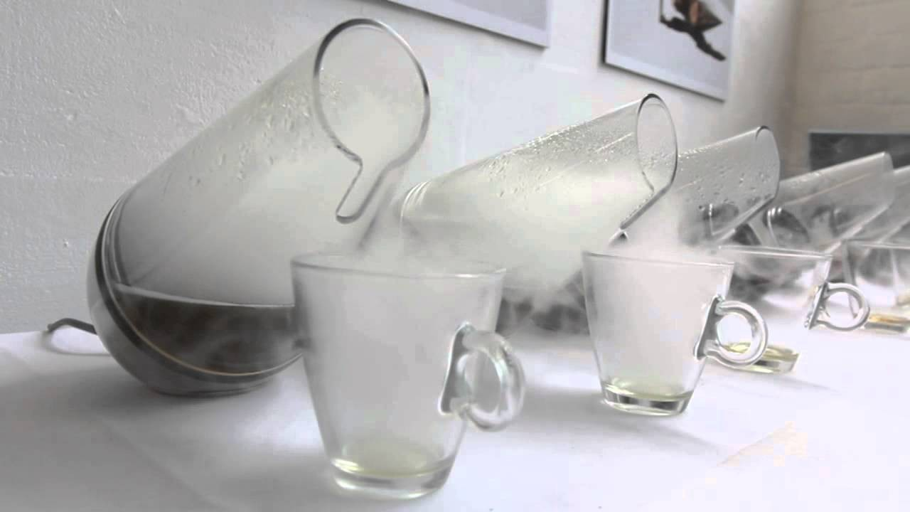 Нова здравословна мода: чай за вдишване