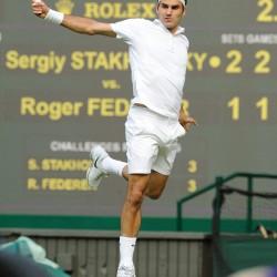 Rolex & Wimbledon - It doesn't just tell time, it tells history - 6
