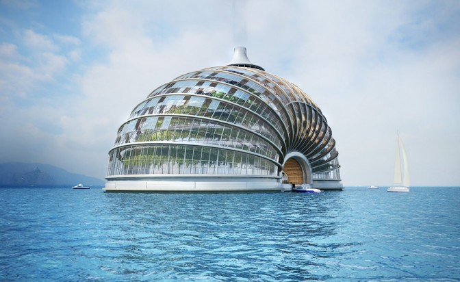 The Ark: a concept for the modern version of Noah's Ark