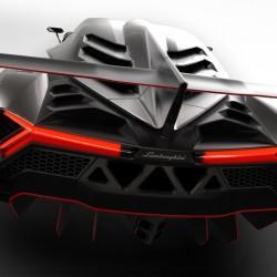 Lamborghini Confirms Veneno Roadster - 3