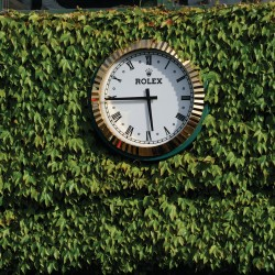 Rolex & Wimbledon - It doesn't just tell time, it tells history - 7
