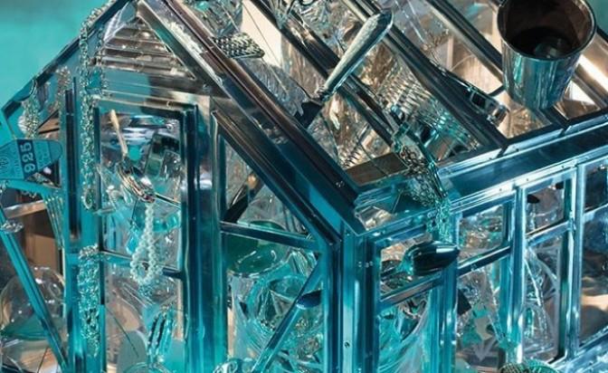 """""""Зелената къща"""" на Tiffany&Co."""